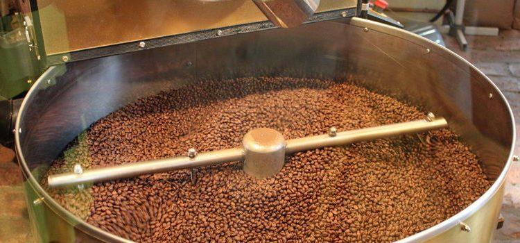 שלבים בייצורו של הקפה